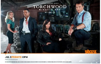 Torchwood Miracle Day Mouse Pad Mousepad Mouse Mat height=200