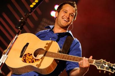Easton Corbin Guitar Poster 