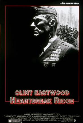 Heartbreak Ridge Movie Poster