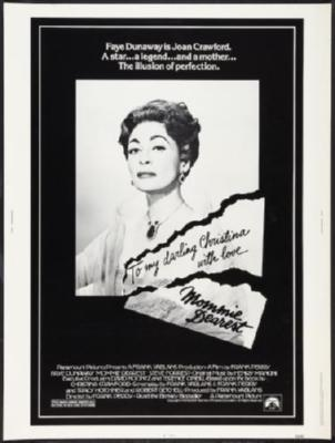 Mommy Dearest Poster
