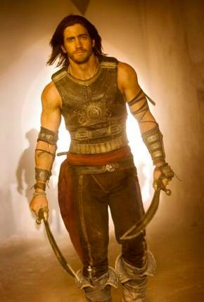 Prince Of Persia Movie Poster Jake Gyllenhaal