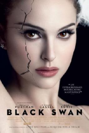black swan movie poster #01