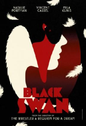 black swan movie poster #03