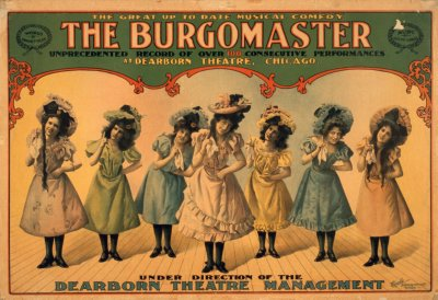 Burgomaster Poster