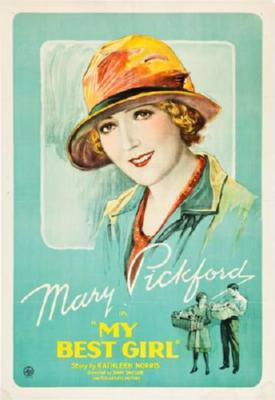 My Best Girl Poster #01 Mary Pickford
