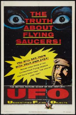 Ufo Poster #01