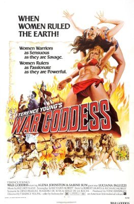 War Goddess Movie Poster